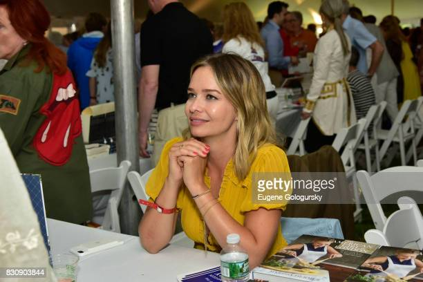 Marissa Hermer attends Authors Night 2017 At The East Hampton Library at The East Hampton Library on August 12 2017 in East Hampton New York