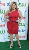 Marissa Jaret Winokur arrives at the CBS The CW Showtime Summer Press Tour Party held at The Tent on July 28 2010 in Beverly Hills California