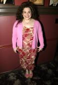 Marissa Jaret Winokur during 20022003 Outer Critics Circle Awards at Sardis in New York City New York United States
