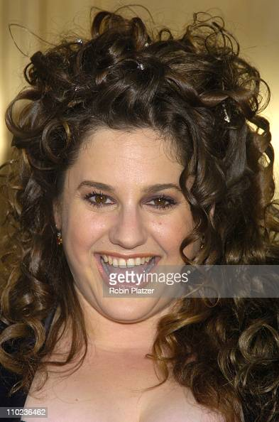 Marissa Jaret Winokur during 59th Annual Tony Awards Outside Arrivals at Radio City Music Hall in New York City New York United States
