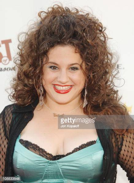 Marissa Jaret Winokur during Comedy Central Roast of Pamela Anderson Arrivals at Sony Studios / Stage 15 in Culver City California United States