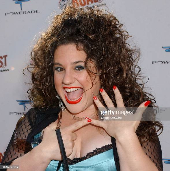 Marissa Jaret Winokur during Comedy Central Roast of Pamela Anderson Arrivals at Sony Studios in Culver City California United States