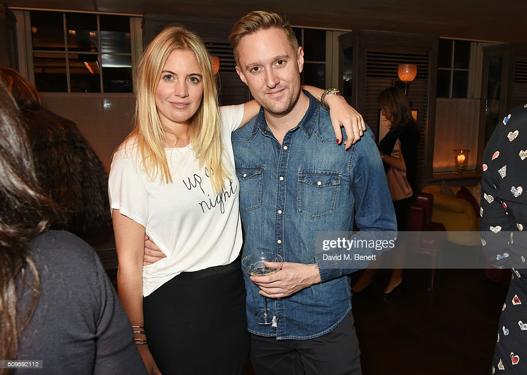 <a gi-track='captionPersonalityLinkClicked' href=/galleries/search?phrase=Marissa+Montgomery&family=editorial&specificpeople=227303 ng-click='$event.stopPropagation()'>Marissa Montgomery</a> (L) and Dean Piper attends a private dinner celebrating the APM Monaco flagship store opening at 34 Grosvenor Square on February 11, 2016 in London, England.