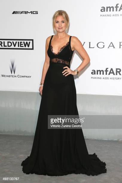 Marissa Montgomery attends amfAR's 21st Cinema Against AIDS Gala Presented By WORLDVIEW BOLD FILMS And BVLGARI at Hotel du CapEdenRoc on May 22 2014...