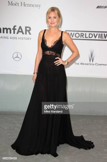 Marissa Montgomery attends amfAR's 21st Cinema Against AIDS Gala Presented By WORLDVIEW BOLD FILMS And BVLGARI at the 67th Annual Cannes Film...