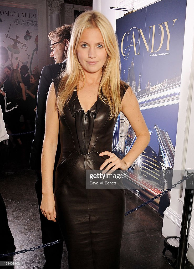 Marissa Montgomery attends the launch of Candy Magazine's Spring/Summer 2013 issue, supported by Grey Goose, at Il Bottaccio on May 9, 2013 in London, England.