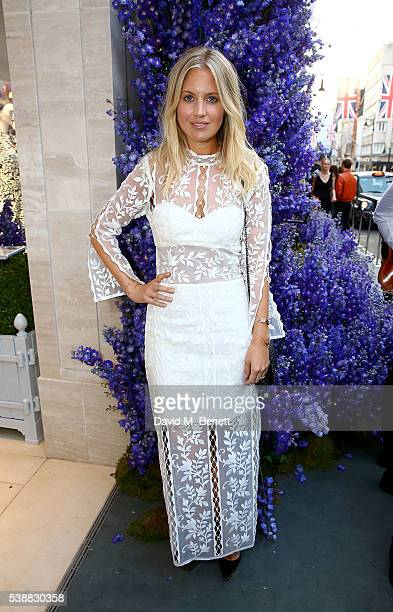 Marissa Montgomery attends the opening of the House Of Dior on New Bond Street on June 8 2016 in London England