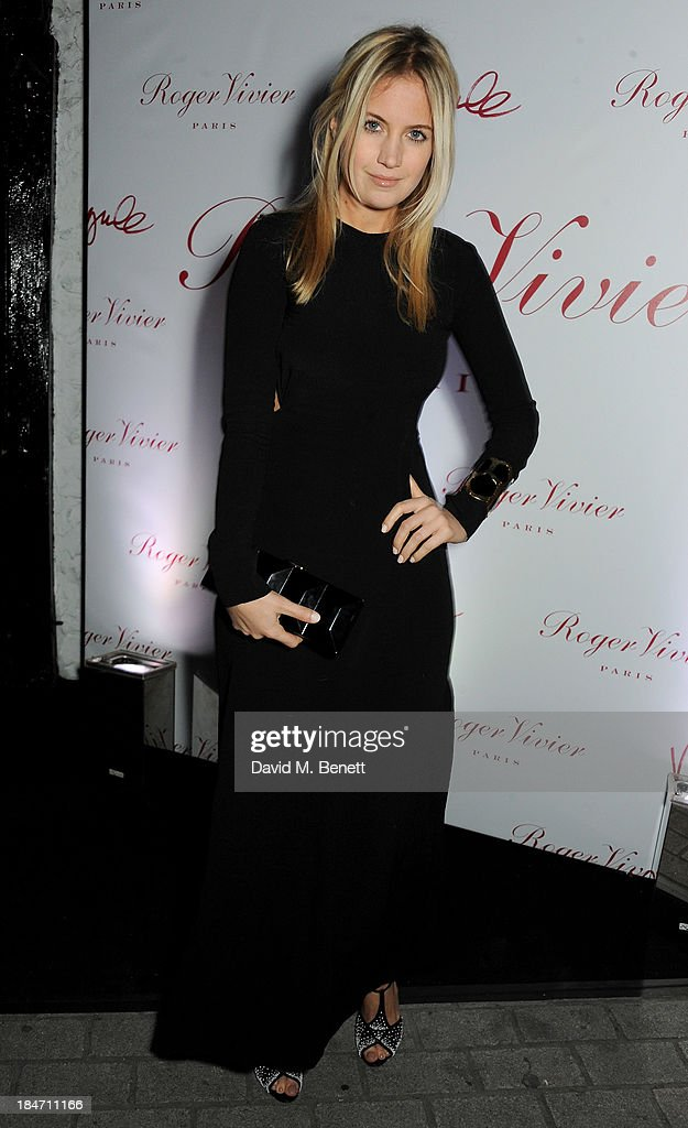 <a gi-track='captionPersonalityLinkClicked' href=/galleries/search?phrase=Marissa+Montgomery&family=editorial&specificpeople=227303 ng-click='$event.stopPropagation()'>Marissa Montgomery</a> attends the Roger Vivier Virgule London launch party hosted by Atlanta de Cadenet, Ines de la Fressange and Bruno Frisoni, Creative Director of Roger Vivier, at Le Baron on October 15, 2013 in London, England.