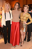 Marissa Montgomery Louise Roe and Ashley Roberts attend the launch of new book 'Front Roe How To Be The Leading Lady In Your Own Life' By Louise Roe...