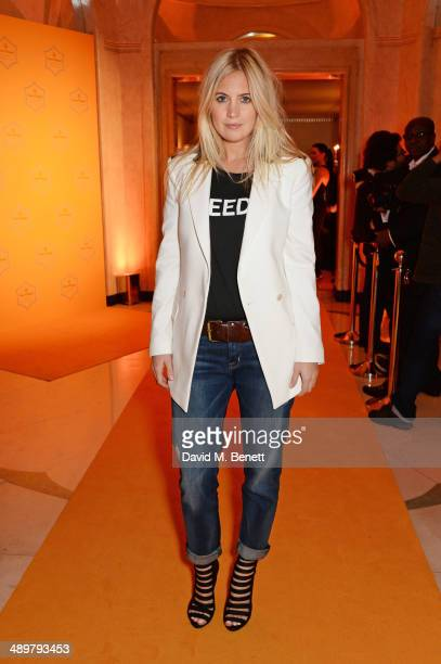 Marissa Montgomeryattends the Veuve Clicquot Business Woman Award at Claridges Hotel on May 12 2014 in London England