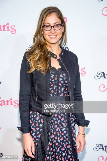 Marissa Ronca attends 'At Home With Amy Sedaris' New York Screening at The Bowery Hotel on October 19 2017 in New York City