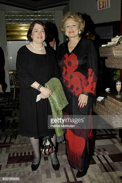 Marita O'Hare and Elizabeth Scott attend SOANE FOUNDATION Goes Thoroughly Modern at Rainbow Room on April 23 2008 in New York City