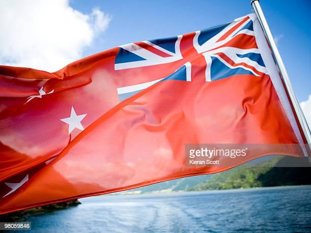 Maritime Flag New Zealand