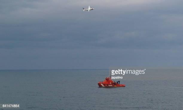 Maritime rescue operation
