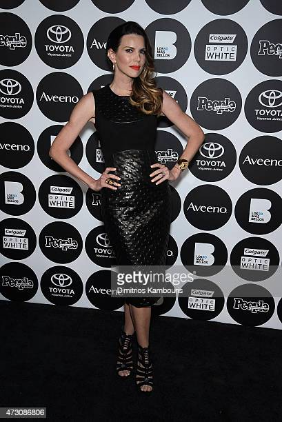 Maritza Rodríguez attends the People En Espanol's '50 Most Beautiful' 2015 Gala on May 12 2015 in New York City
