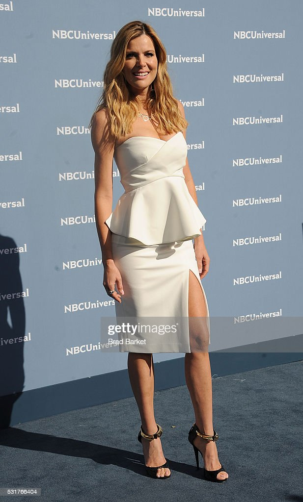 Maritza Rodriguez attends the NBCUniversal 2016 Upfront Presentation on May 16, 2016 in New York City.