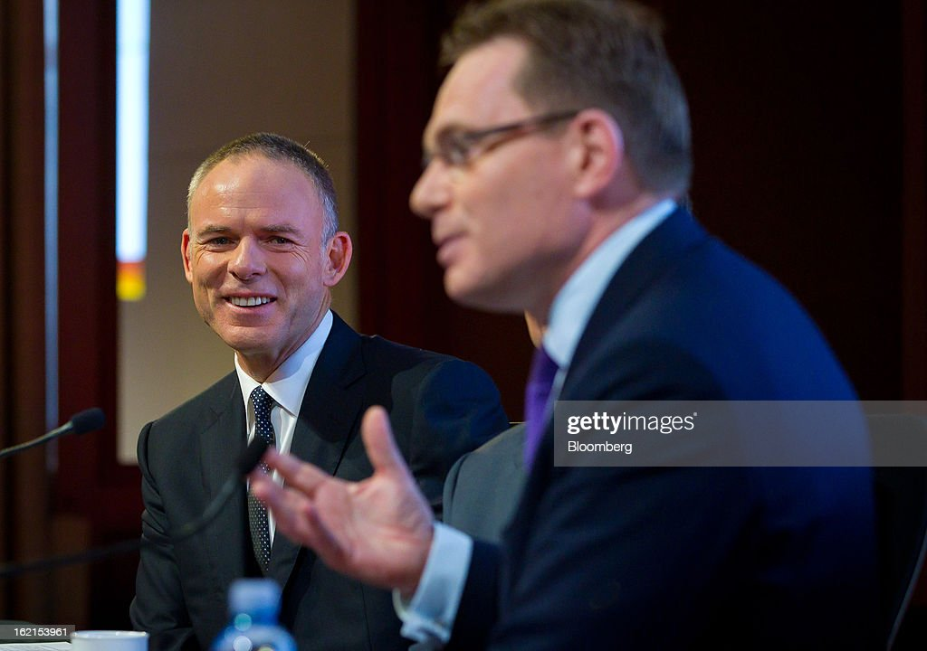 BHP Names Mackenzie to Succeed Kloppers as Profit Declines
