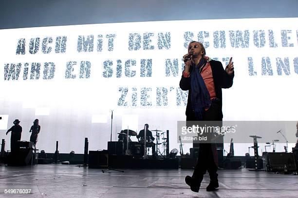 Marius MüllerWesternhagen Auftrritt LanxessArena Köln
