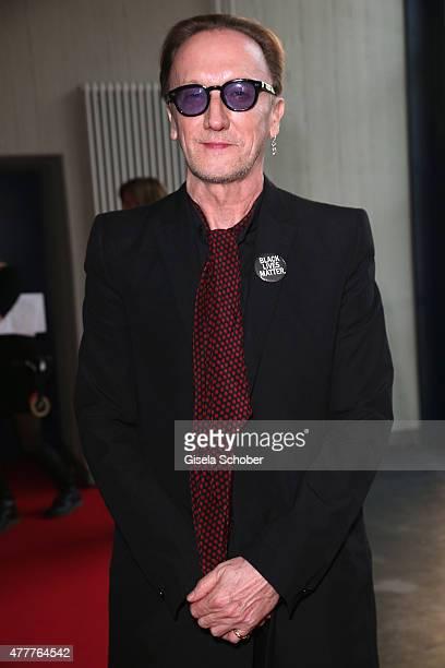 Marius MuellerWesternhagen is spotted backstage at the German Film Award 2015 Lola winners board at Messe Berlin on June 19 2015 in Berlin Germany