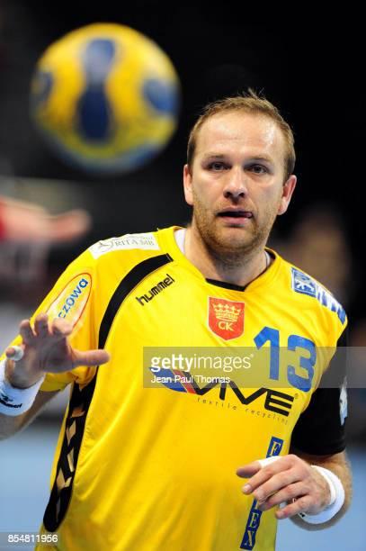 Mariusz JURASIK Chambery / Vive Targi Kielce Ligue des Champions Phare Chambery