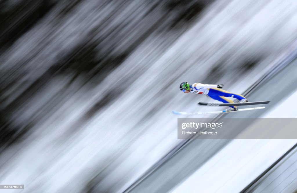 Men's Nordic Combined HS130 Team Sprint - FIS Nordic World Ski Championships