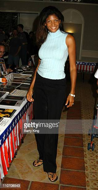 Marjean Holden during Hollywood Collectors Celebrities Show 2004 at Beverly Garland's Holiday Inn in North Hollywood California United States