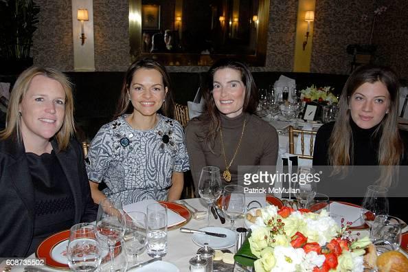 Marjorie Gubelmann Maria Hatzistefanis Jennifer Creel and Nola Weinstein attend MARIA HATZISTEFANIS presents GLAMOTOX at a glamorous upper east side...