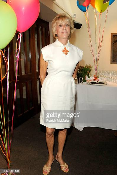 Marjorie Reed Gordon attends 'PARTY FAVORS' by Nicole Sexton Book Release Party at Michael's on July 29 2008 in New York City