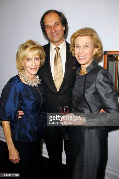 Marjorie Reed Gordon Ellery Gordon and Jacqueline Garrett attend PAOLO COSTAGLI and TOWN AND COUNTRY Host a Cocktail Party to Benefit CASITA MARIA at...