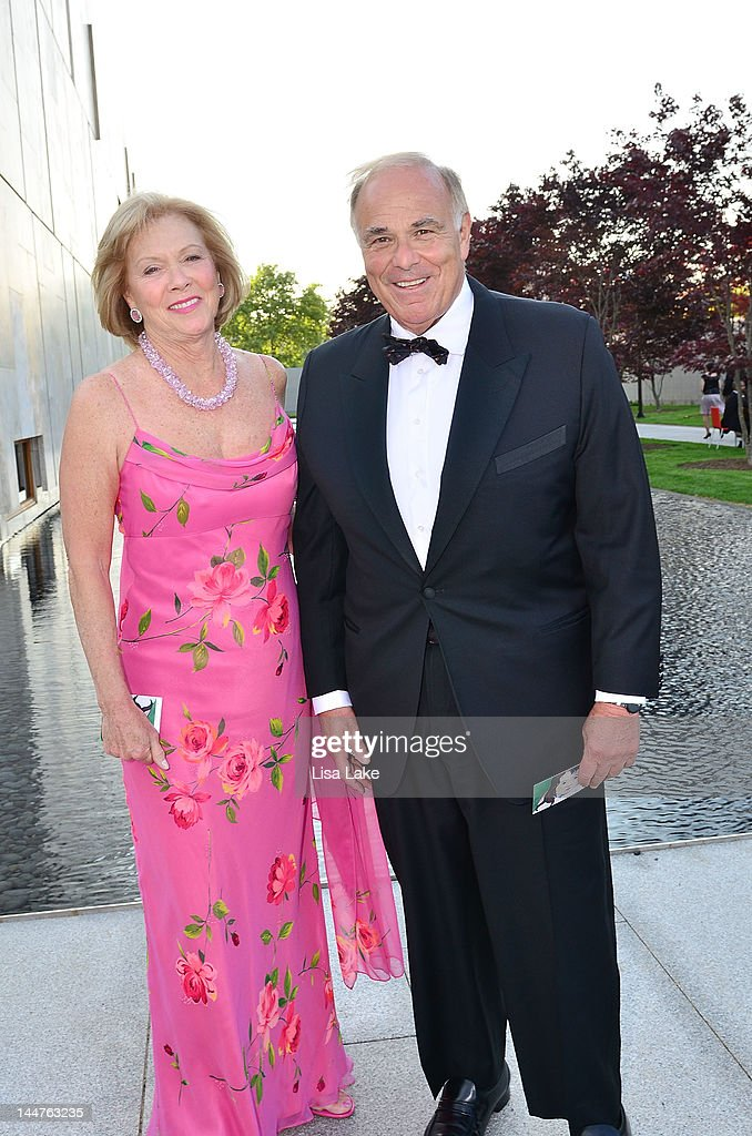 Marjorie Rendell and <a gi-track='captionPersonalityLinkClicked' href=/galleries/search?phrase=Ed+Rendell&family=editorial&specificpeople=2445310 ng-click='$event.stopPropagation()'>Ed Rendell</a> attend the Barnes Foundation opening gala and inaugural celebration on May 18, 2012 in Philadelphia, Pennsylvania.