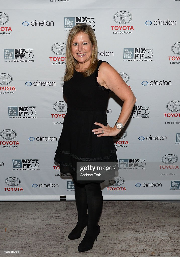 Marjorie Schussel attends the Convergence/Toyota Party during the 53rd New York Film Festival on September 27, 2015 in New York City.