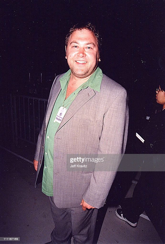 Mark Addy during 1998 MTV Movie Awards in Los Angeles, California, United States.