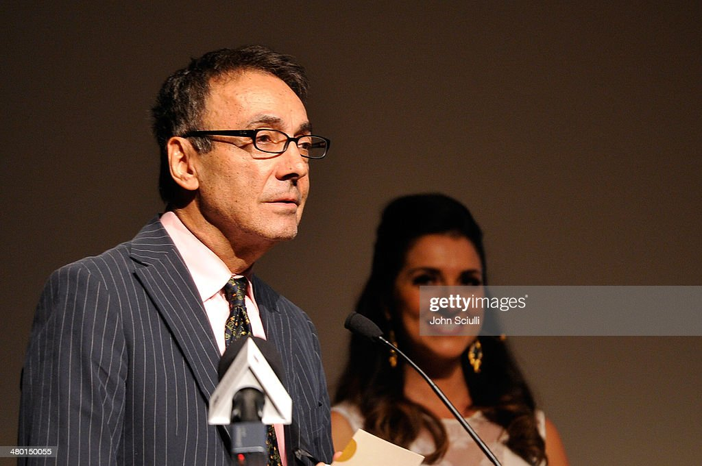 Mark Amin attends the 6th Annual Farhang Foundation's Short Film Festival award ceremony and reception at LACMA on March 22, 2014 in Los Angeles, California.