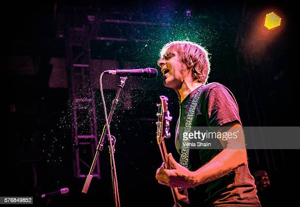 Mark Arm of Mudhoney performs at O2 Academy Islington on July 15 2016 in London England