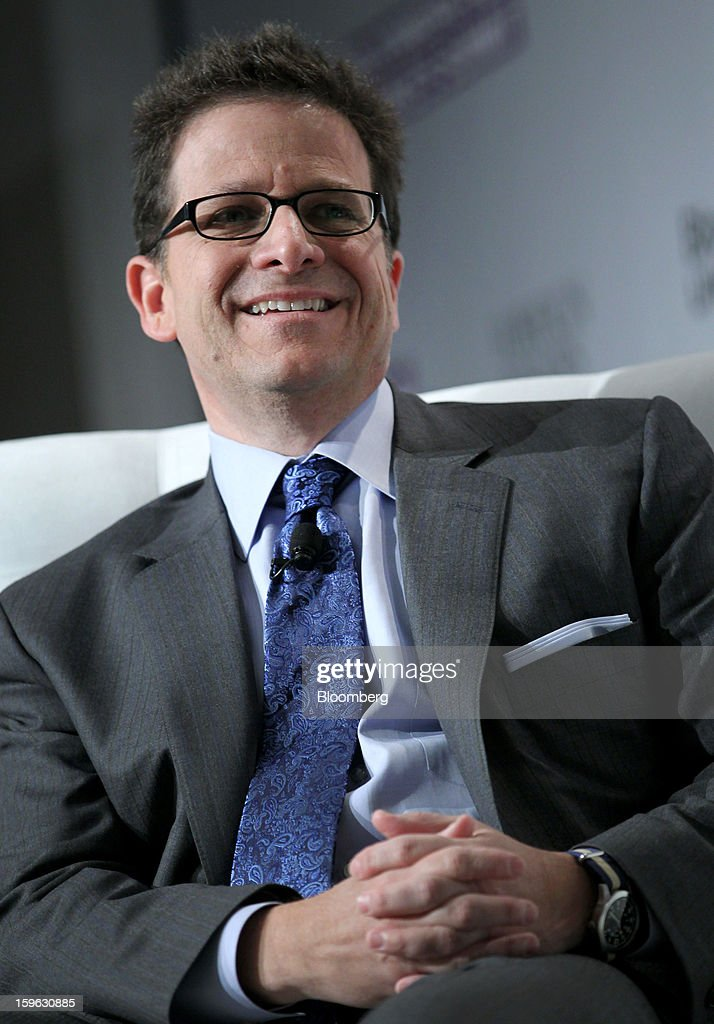 Mark Attanasio, managing partner and co-founder of Crescent Capital Group, speaks at the Bloomberg Global Markets Summit in New York, U.S., on Thursday, Jan. 17, 2013. The Bloomberg Global Markets Summit, co-hosted by Foreign Affairs Magazine and Bloomberg LINK, convenes market makers and market movers as investors map their strategy for the year ahead. Photographer: Jin Lee/Bloomberg via Getty Images