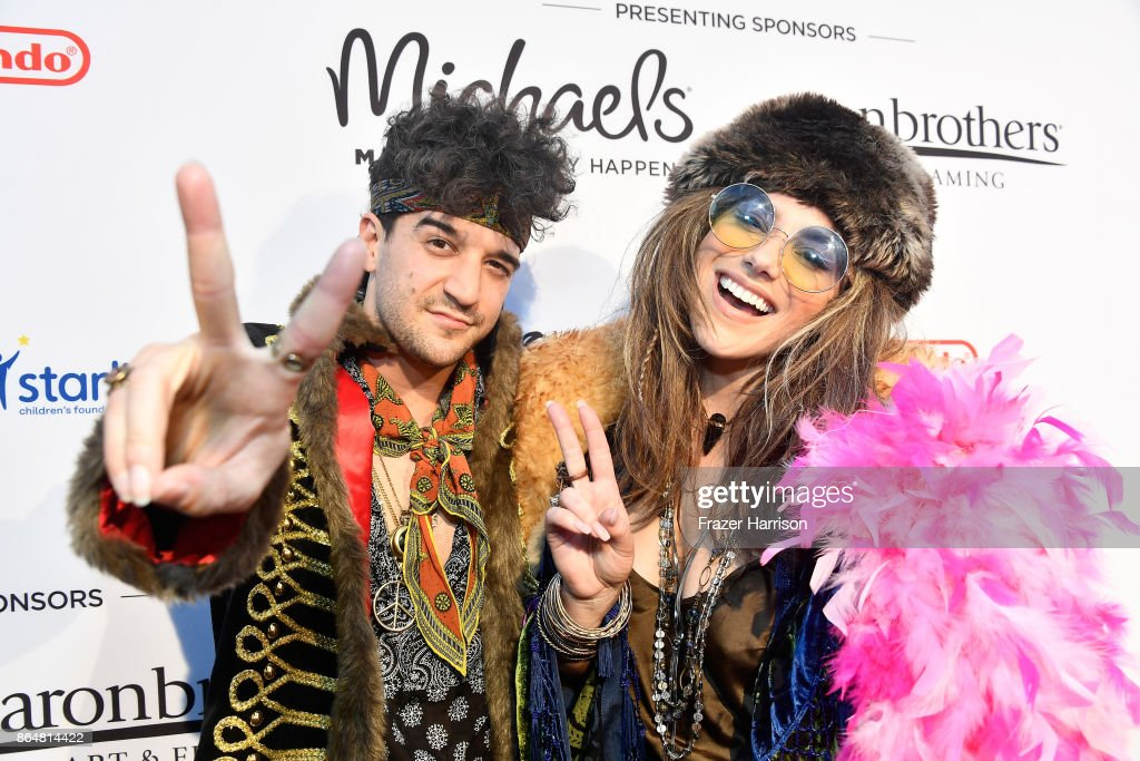 Dream Halloween 2017 Costume Party Benefitting Starlight Children's Foundation on October 21 in Los Angeles Presented by Michaels and Aaron Brothers - Red Carpet