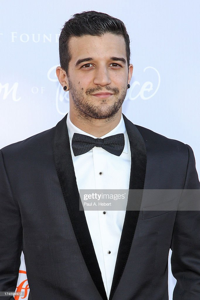 Mark Ballas attends the 3rd Annual Dizzy Feet Foundation's Celebration Of Dance Gala at Dorothy Chandler Pavilion on July 27, 2013 in Los Angeles, California.