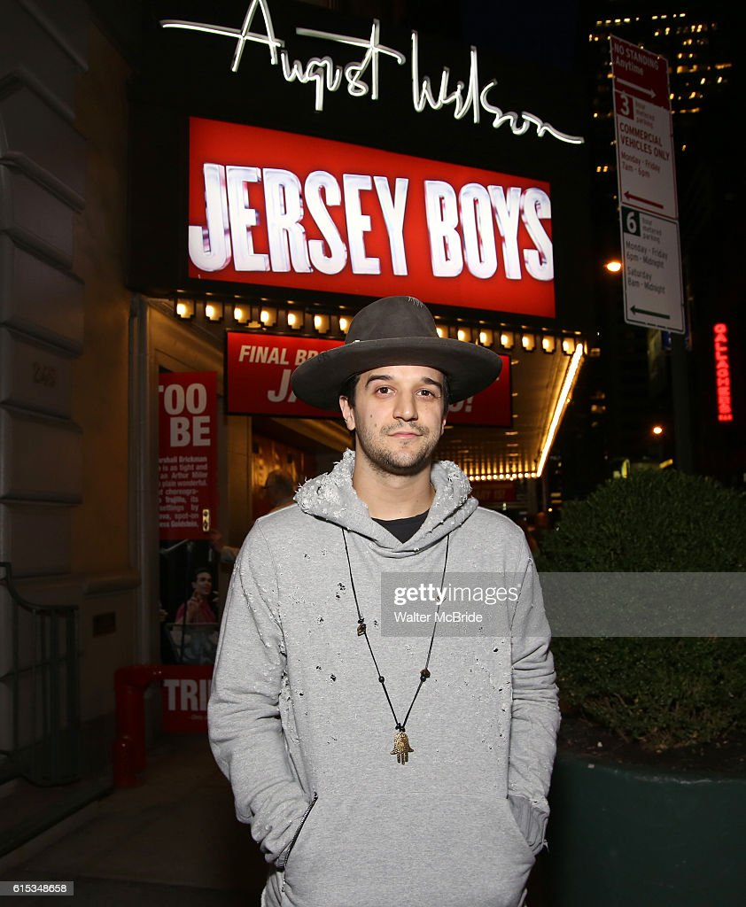 """Mark Ballas Joins The Cast Of Broadway's """"Jersey Boys"""" - Curtain Call"""