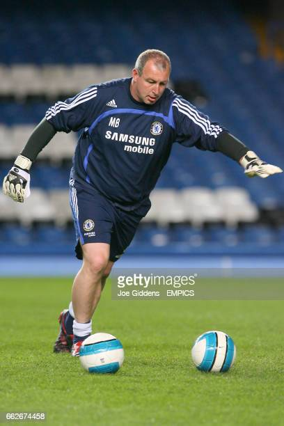 Mark Beeney Chelsea Reserve Team and Academy Goalkeeper Coach
