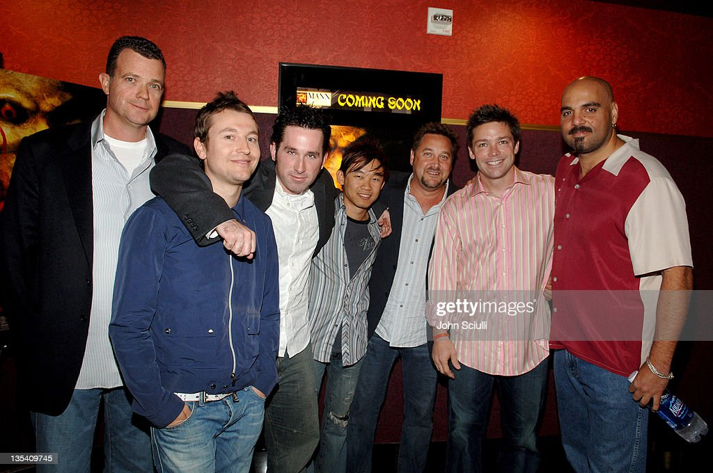 """""""Saw II"""" Cast and Crew Screening - Arrivals"""