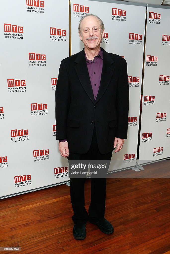 Mark Blum attends 'The Assembled Parties' Broadway Opening Night after party at the Copacabana on April 17, 2013 in New York City.
