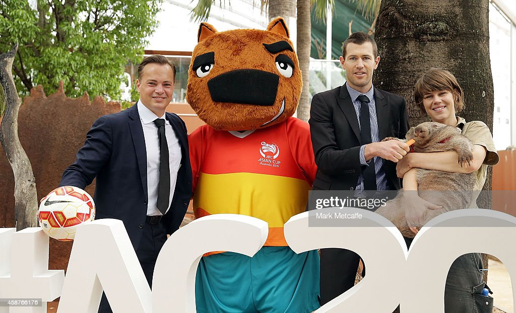 AFC Asian Cup Mascot Launch