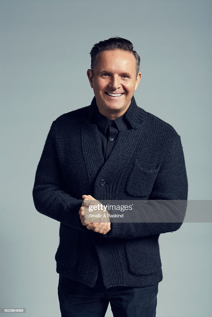 Mark Burnett poses for a portrait at the 2017 People's Choice Awards at the Microsoft Theater on January 18, 2017 in Los Angeles, California.