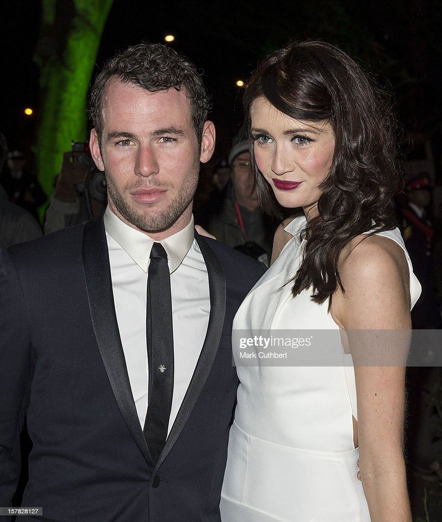 <a gi-track='captionPersonalityLinkClicked' href=/galleries/search?phrase=Mark+Cavendish&family=editorial&specificpeople=684957 ng-click='$event.stopPropagation()'>Mark Cavendish</a> and Peta Todd attend the Sun Military Awards at Imperial War Museum on December 6, 2012 in London, England.