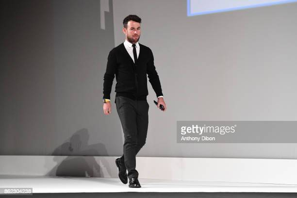 Mark Cavendish during the presentation of the Tour de France 2018 at Palais des Congres on October 17 2017 in Paris France