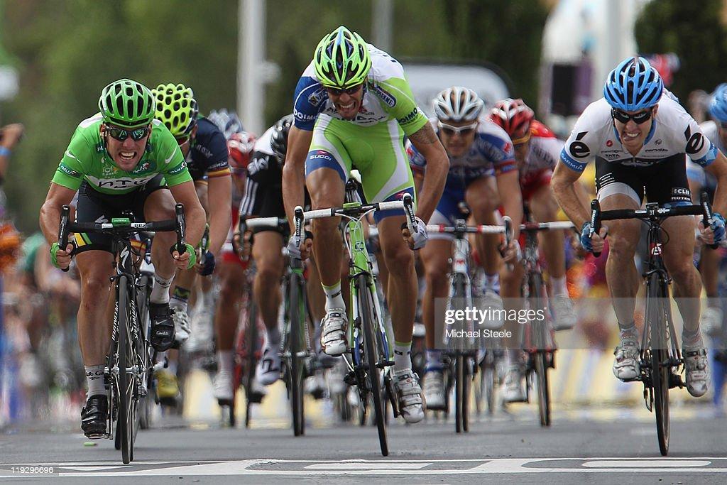 Le Tour de France 2011 - Stage Fifteen