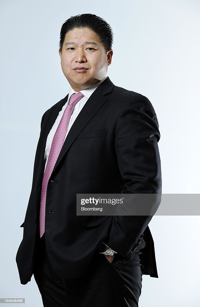 Mark Chu, chief executive officer of Dynasty Real Estate Investment Trust, poses for a portrait in Singapore, on Monday, Oct. 22, 2012. Dynasty REIT, an investor in Chinese property backed by billionaire Li Ka-shing, is seeking as much as 5.4 billion yuan ($851 million) in Singapore's first dual-currency IPO. Photographer: Munshi Ahmed/Bloomberg via Getty Images