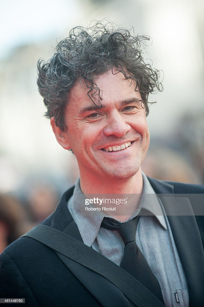 Mark Cousins attends the Closing Night Gala and International Premiere of 'We'll Never Have Paris' at Festival Theatre during the Edinburgh International Film Festival on June 29, 2014 in Edinburgh, Scotland.
