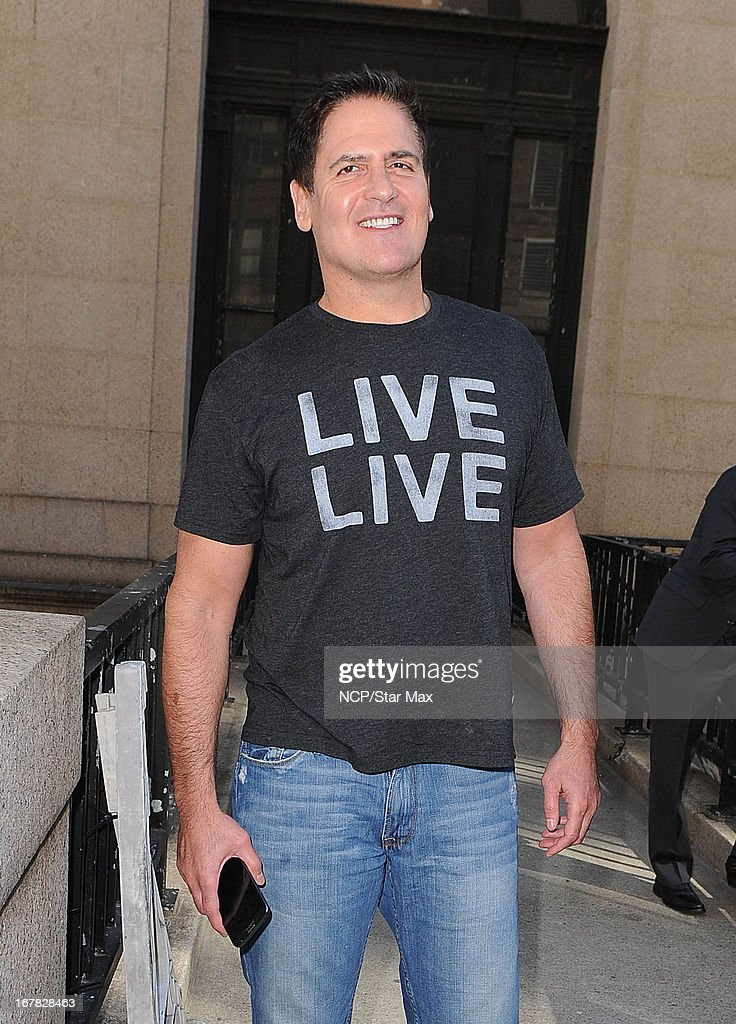 <a gi-track='captionPersonalityLinkClicked' href=/galleries/search?phrase=Mark+Cuban&family=editorial&specificpeople=203295 ng-click='$event.stopPropagation()'>Mark Cuban</a> as seen on April 30, 2013 in New York City.