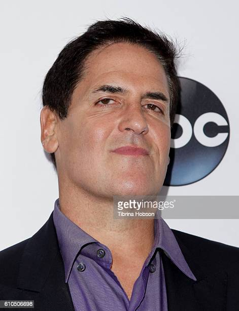 Mark Cuban attends the 'Shark Tank' season 8 premiere at Viceroy L'Ermitage Beverly Hills on September 23 2016 in Beverly Hills California